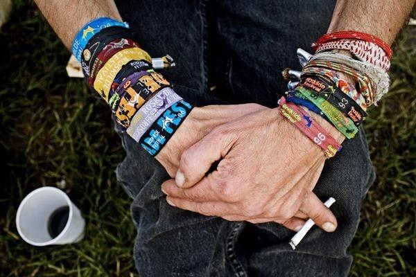 bracelet festival