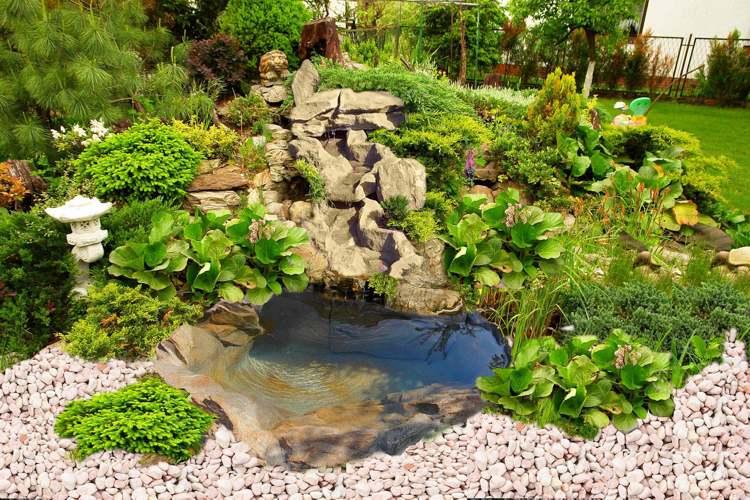 Int grez un plan d 39 eau votre d co on vous explique for Jardin 50m2 amenager
