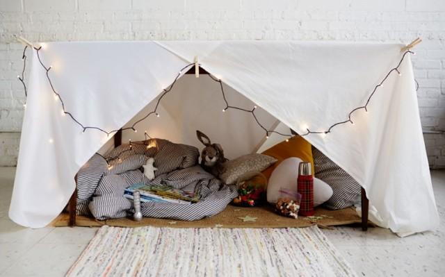 la magie des cabanes touche autant les petits que les. Black Bedroom Furniture Sets. Home Design Ideas