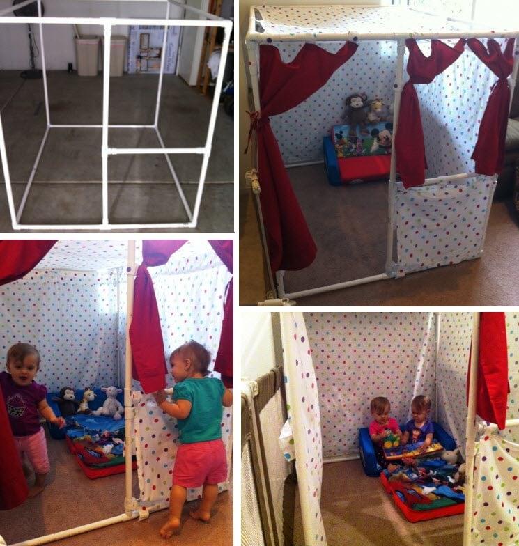 la magie des cabanes touche autant les petits que les grands voici des id es pour construire. Black Bedroom Furniture Sets. Home Design Ideas