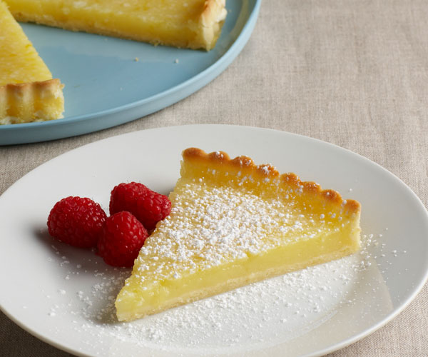 Le dessert simplissime du jour la tarte au citron facile et rapide - Tarte au citron facile et rapide ...