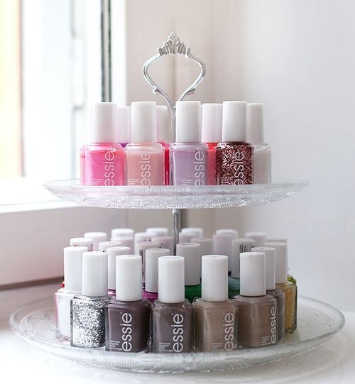 Image result for diy rangement maquillage