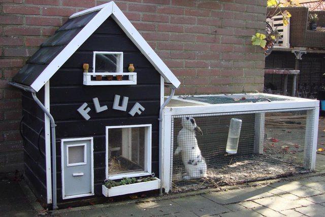 voici 20 id es pour faire un cocon trop mignon vos lapins et vos rongeurs parce qu 39 il n 39 y a. Black Bedroom Furniture Sets. Home Design Ideas
