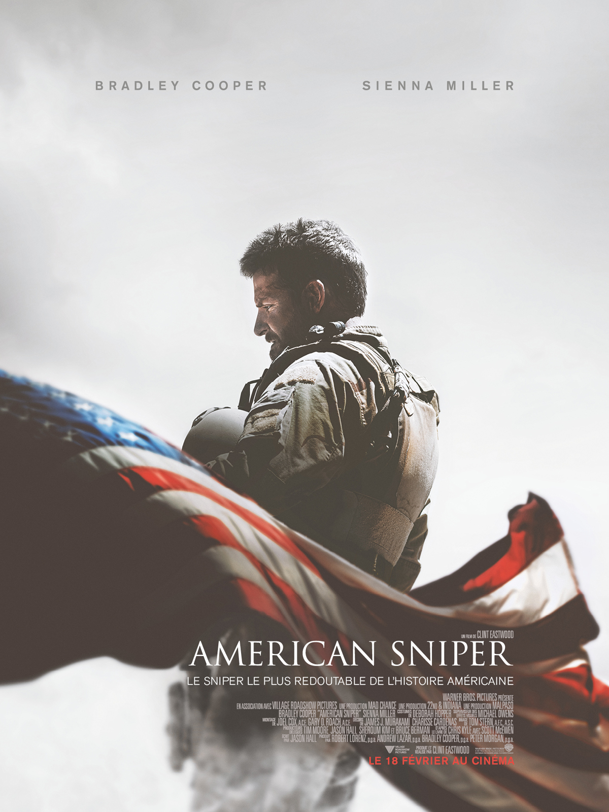 American Sniper – Clint Eastwood – 2015