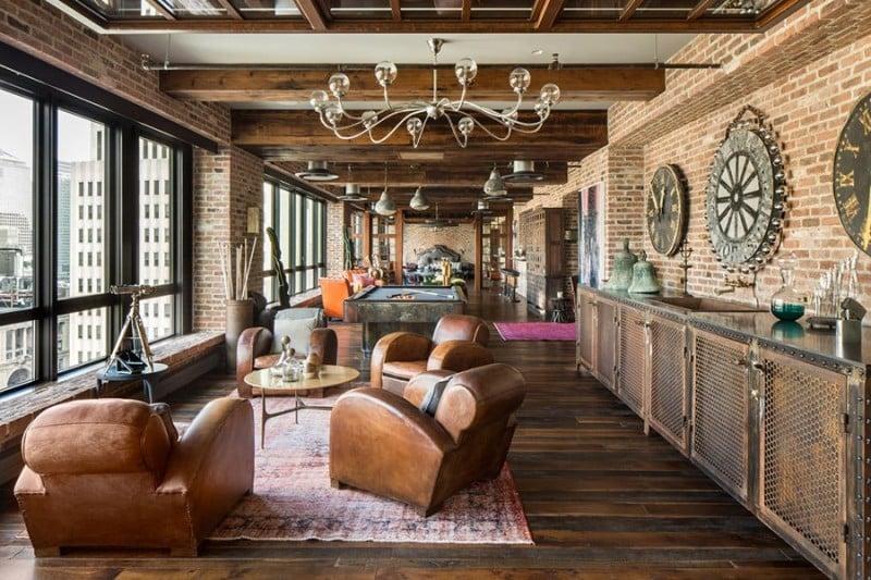 15 Idées Pour Transformer Votre Appartement En Un Vrai Loft