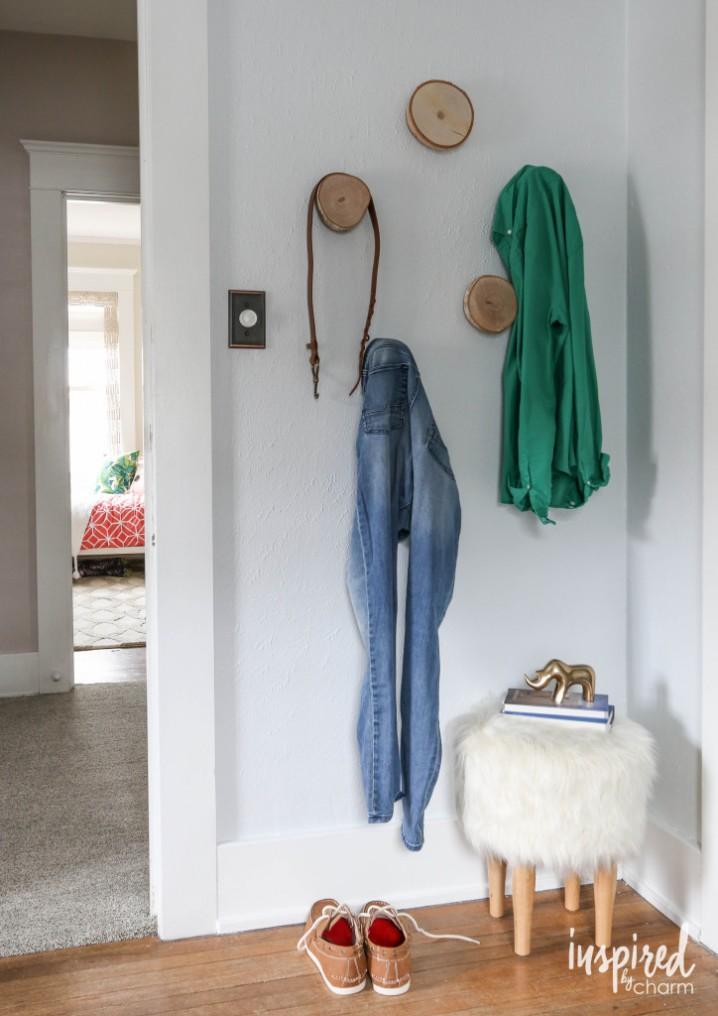 apportez une touche de nature et de bois dans votre maison avec ces 24 id es de d co faire soi. Black Bedroom Furniture Sets. Home Design Ideas