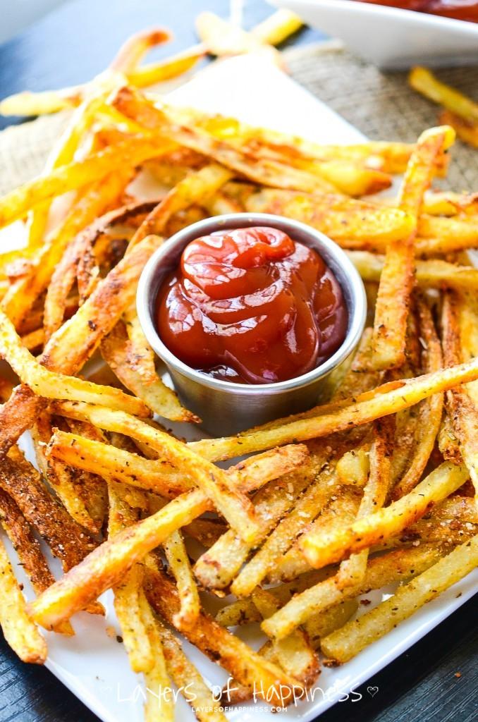 r 233 aliser des frites maison di 233 t 233 tiques et sans friteuse c est possible vous ne ferez plus