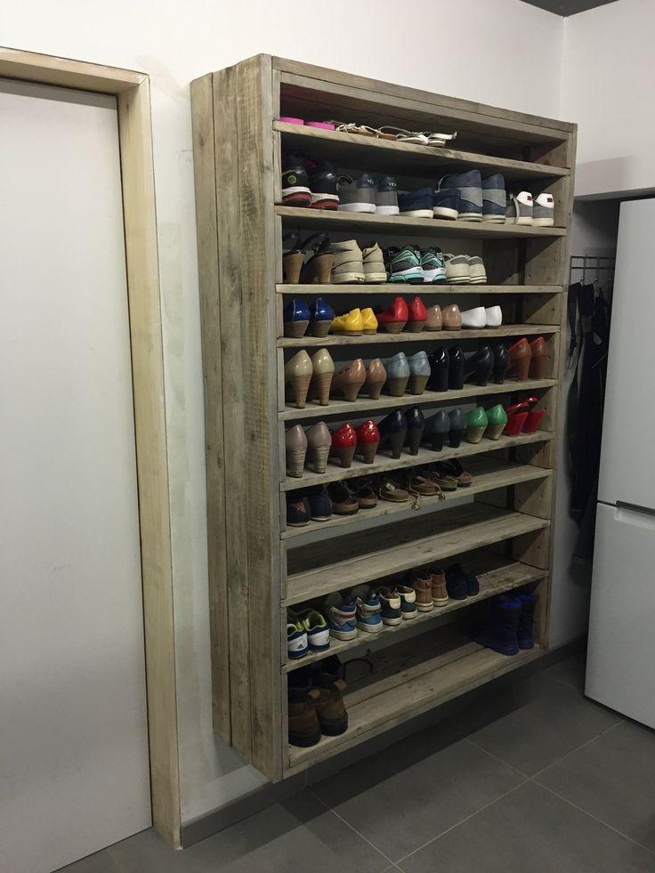 35 Idées De Rangement Pour Les Chaussures Afin De Les Mettre