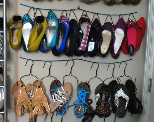 35 id es de rangement pour les chaussures afin de les mettre en valeur. Black Bedroom Furniture Sets. Home Design Ideas