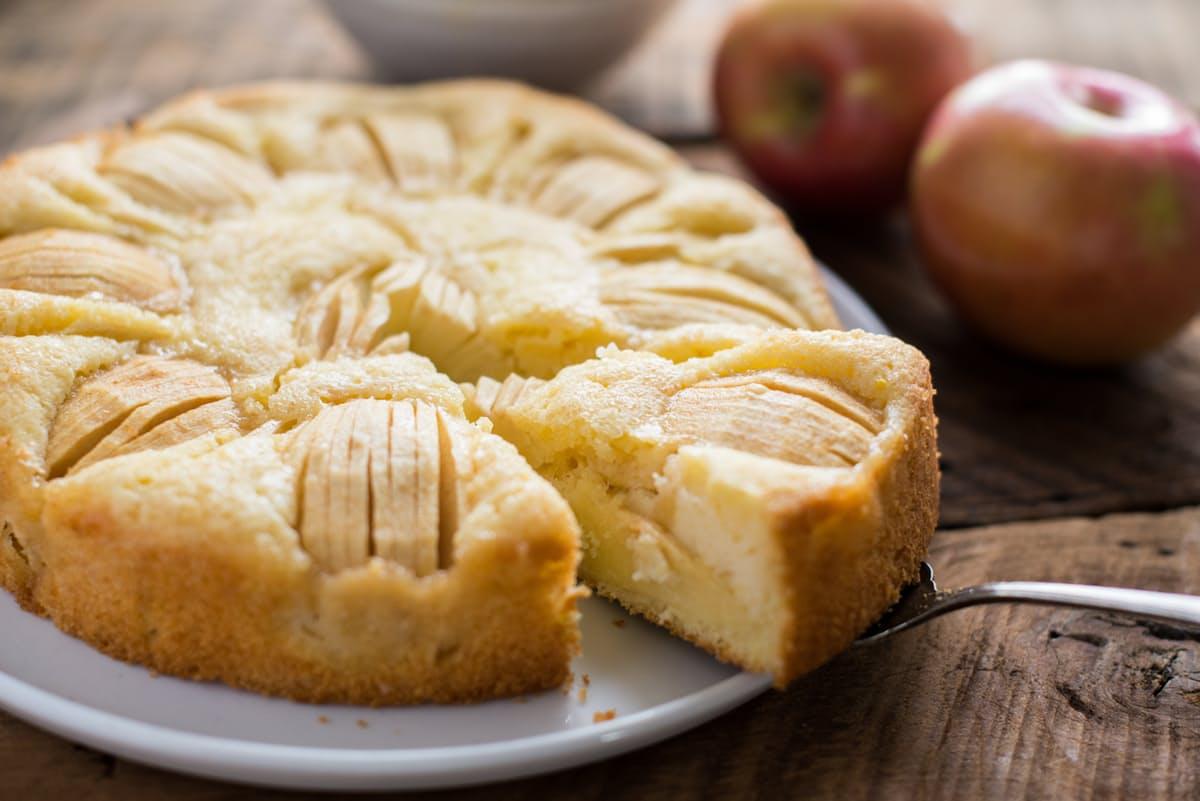 Cake Facile Aux Pommes