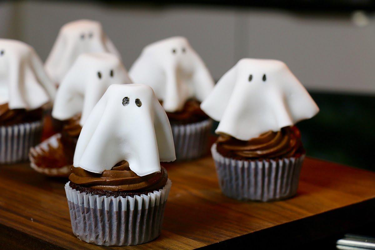 Ces cupcakes fant mes parfaits pour halloween sont tr s - Gateau d halloween facile a faire ...