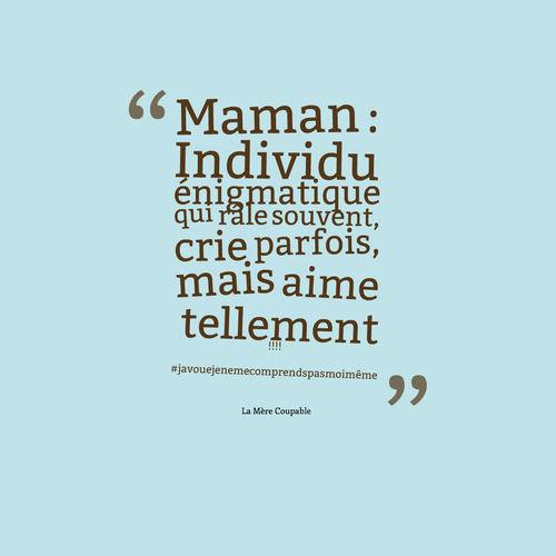 20 Citations Hilarantes De La Mère Coupable Qui Relatent
