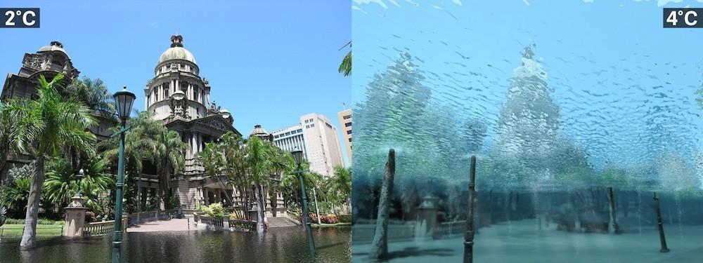 Villes et réchauffement climatique Durban%2C%20Afrique%20du%20Sud