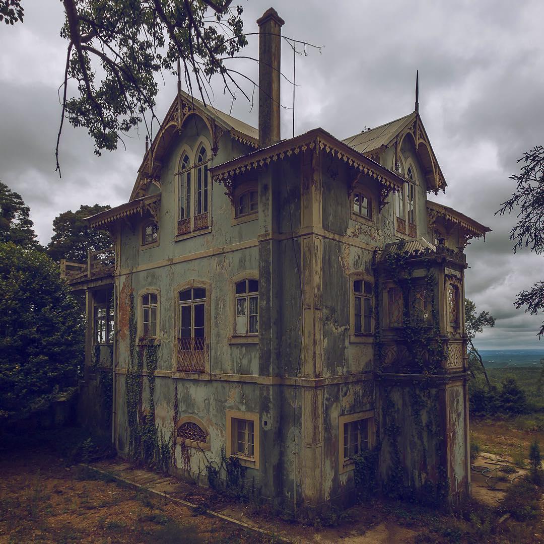 Haunted Places In Galway New York: Ces Endroits Abandonnés Semblent Provenir D'un Autre Monde