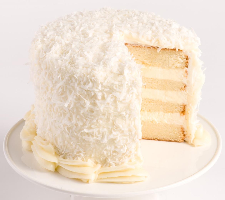 R 233 Alisez Un Magnifique Layer Cake 224 La Noix De Coco Et