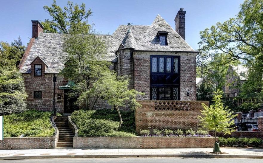 Voici la maison 5 millions d 39 euros o iront vivre les - Sublime maison blanche de la plage en californie ...