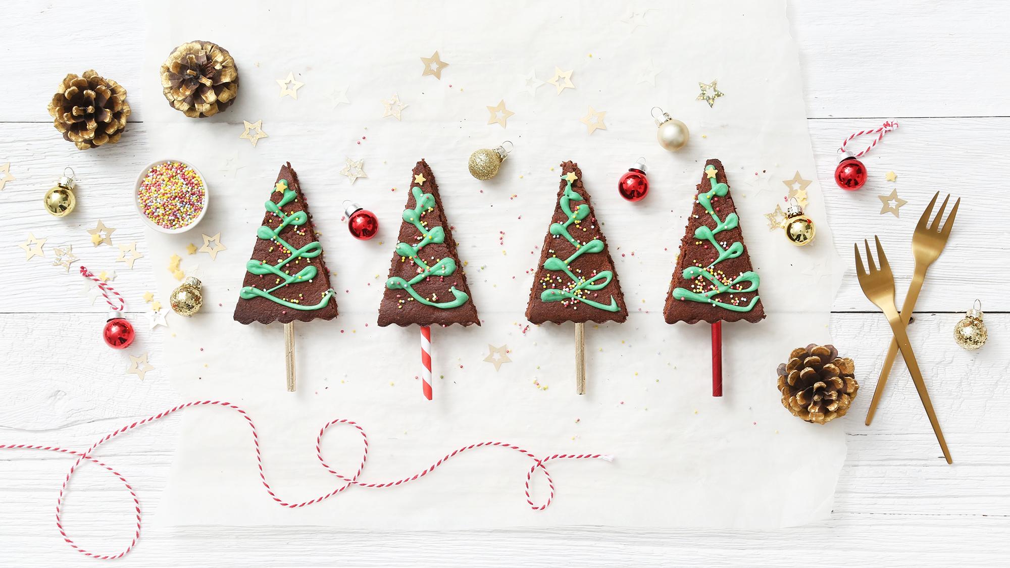 En panne d 39 id es succombez ces 15 desserts de no l - Buche de noel facile et originale ...