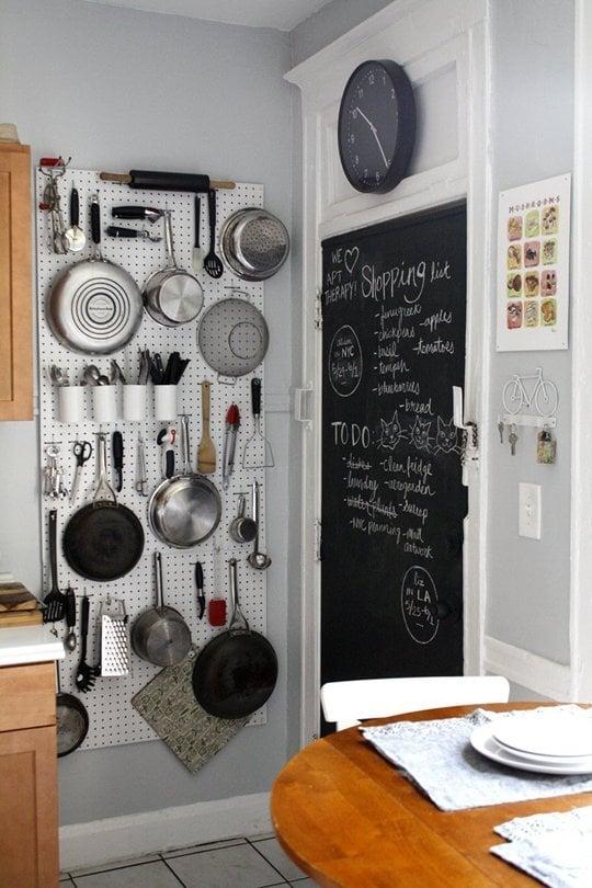 18 idées de rangements pour votre cuisine qui vont vous changer la vie !