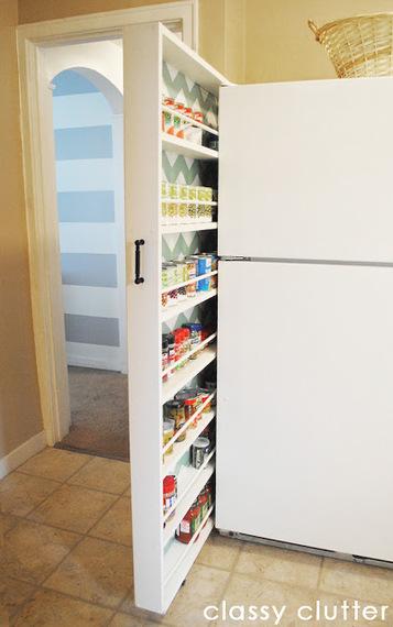 18 id es de rangements pour votre cuisine qui vont vous changer la vie. Black Bedroom Furniture Sets. Home Design Ideas