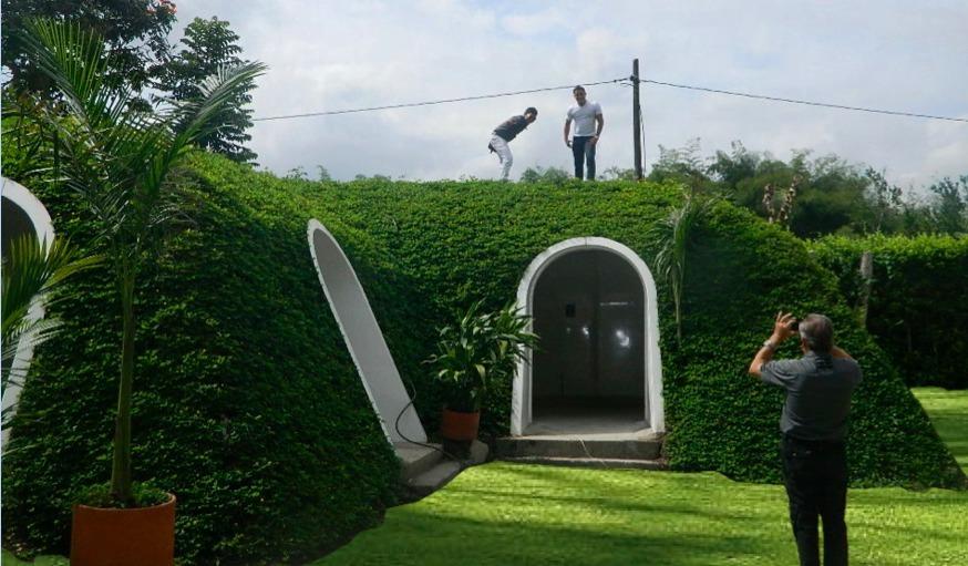 Dcouvrez Ces Petites Maisons Incroyables De Hobbits  Monter Soi