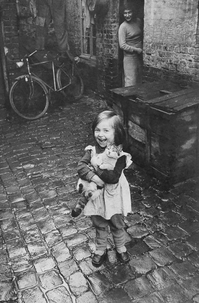 Série de photos en noir et blanc très émouvantes  6