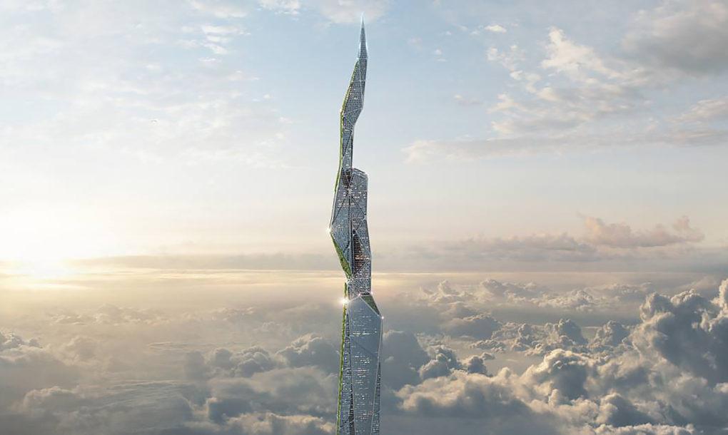 Les architectures insolites Arconic-Skyscraper-1020x610