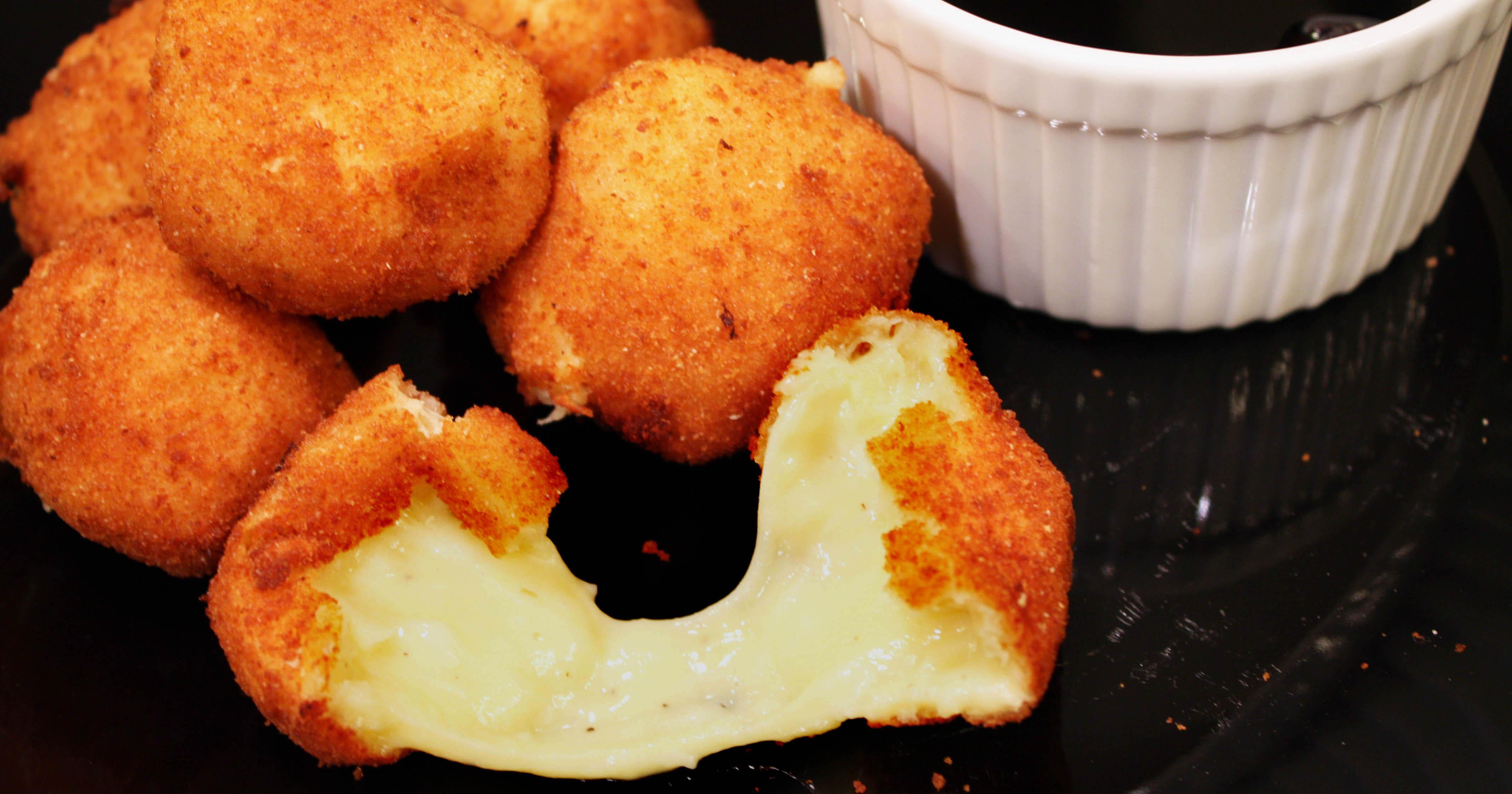 Croquette De Jambon Au Four recette croquettes au fromage kiri