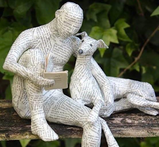 Génial cette artiste réalise d étonnantes sculptures à