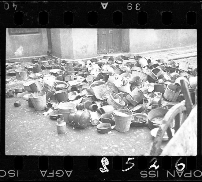 La vie horrible des Juifs Polonais dans le ghetto de Lodz ! Par Jérémy B.  7