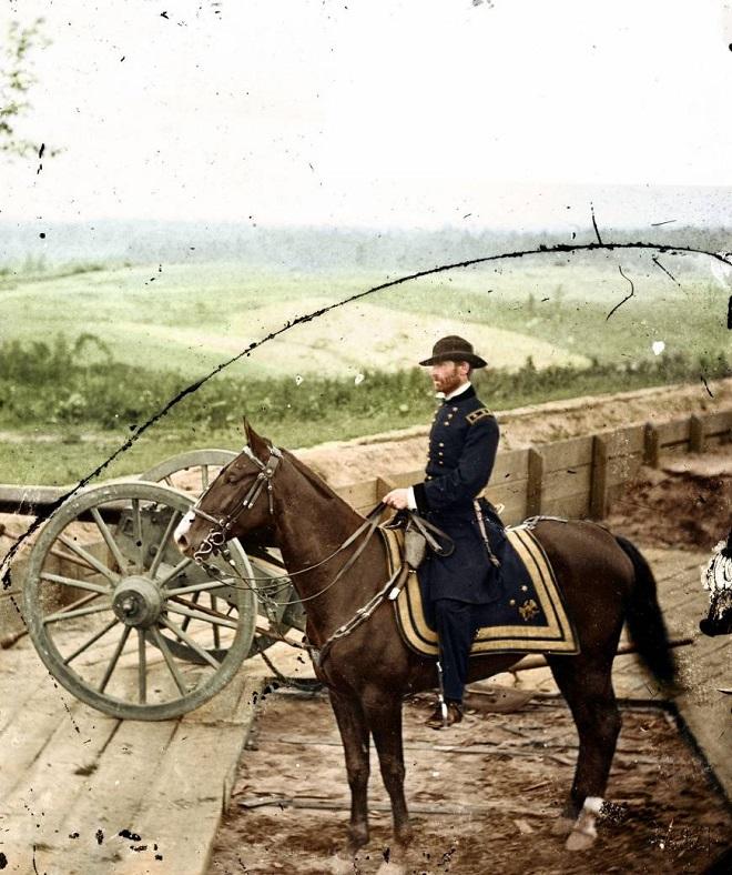 Vieilles de 150 ans, ces 20 images de la Guerre de Sécession renaissent en couleur...Par Jérémy B.   %24%20%284%29