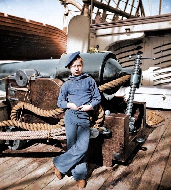 Vieilles de 150 ans, ces 20 images de la Guerre de Sécession renaissent en couleur...Par Jérémy B.   Malakon%20Reddit