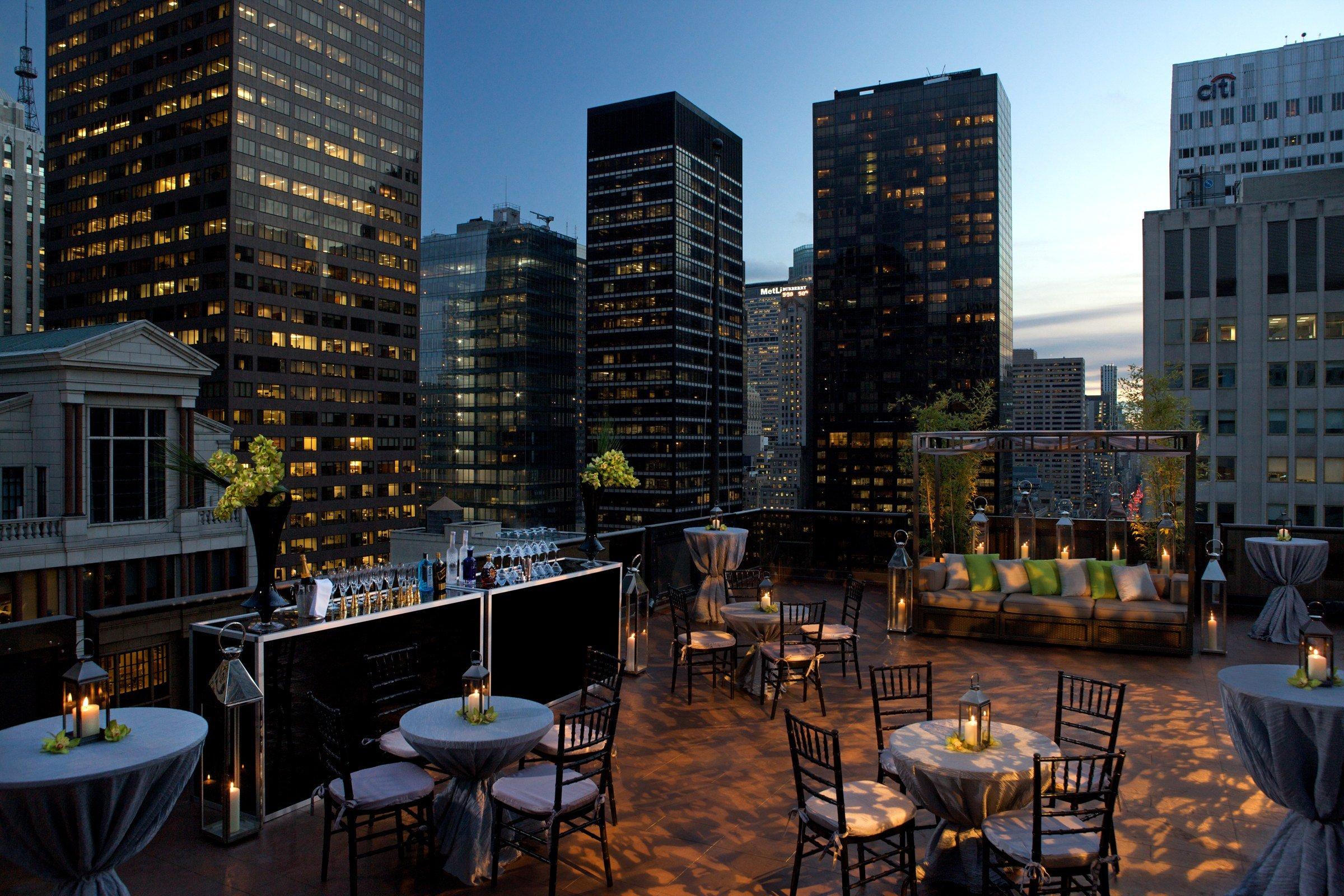 New York 11 Toits Terrasses Rooftops A Visiter Au Moins Une Fois