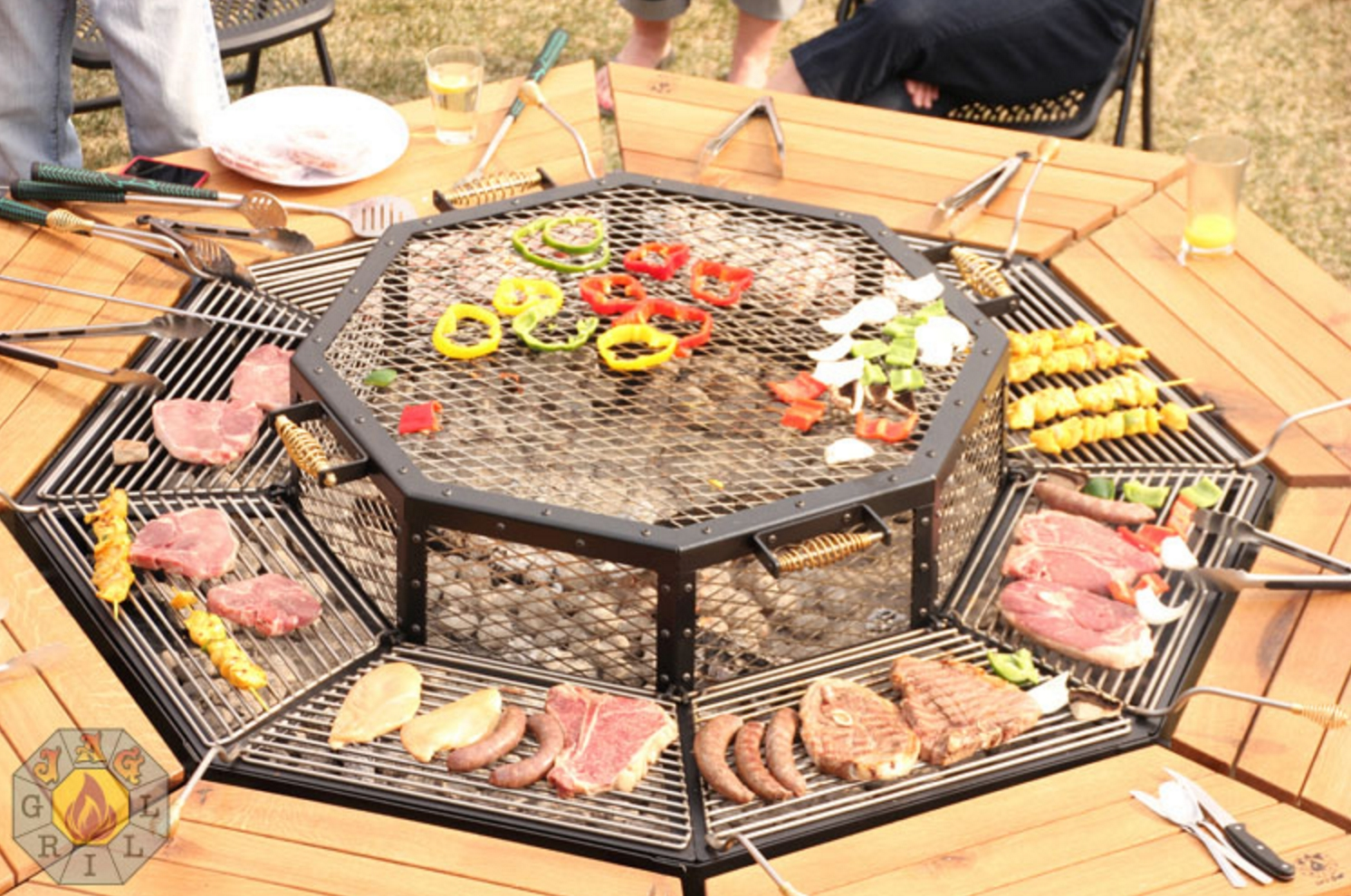 idees pour barbecue #14: fabriquer-un-barbecue-facile-idee-brico-diy