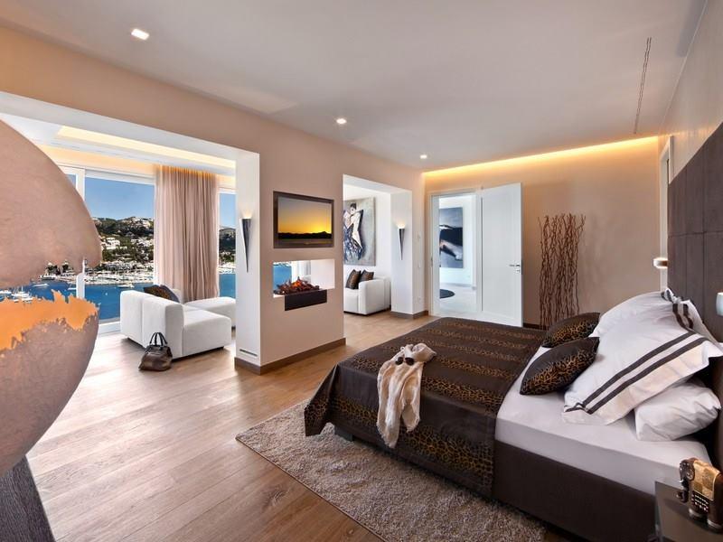 Ces 15 chambres coucher sont tr s certainement parmi les for Voir les chambres a coucher