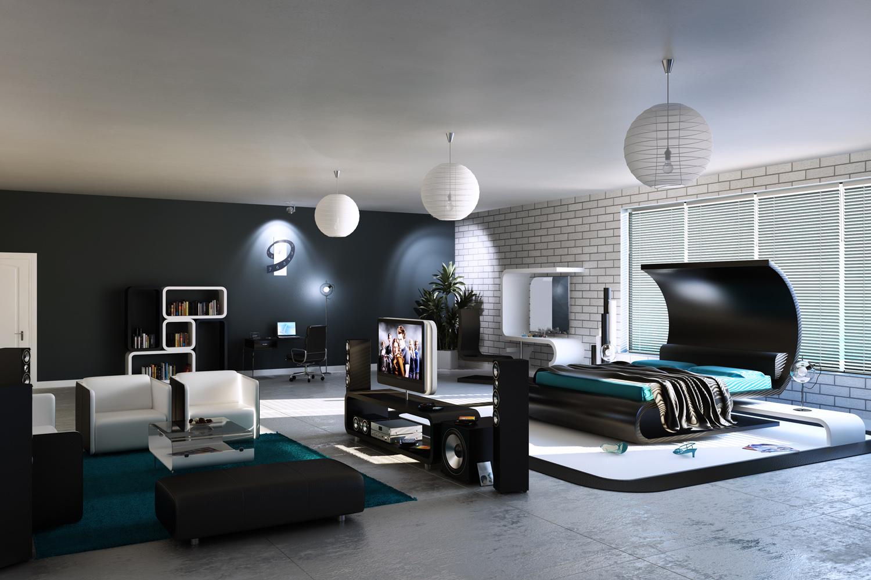 ces 15 chambres coucher sont tr s certainement parmi les. Black Bedroom Furniture Sets. Home Design Ideas
