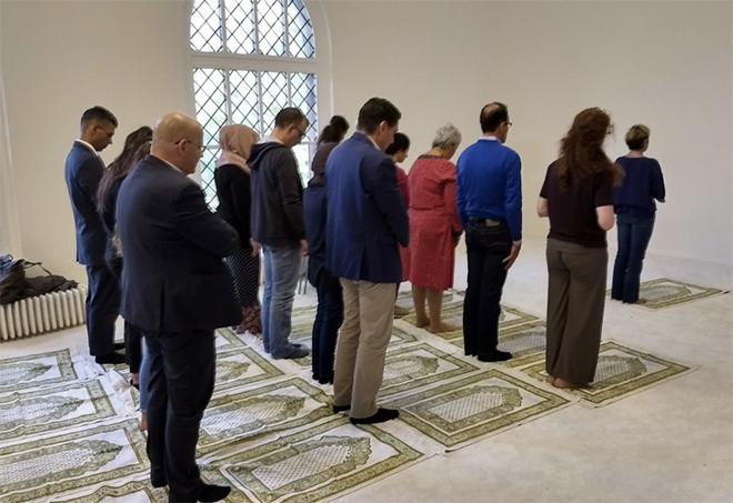 """Résultat de recherche d'images pour """"mosquee ibn goethe"""""""