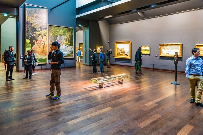 Des visites au musée prescrites sur ordonnance — Canada