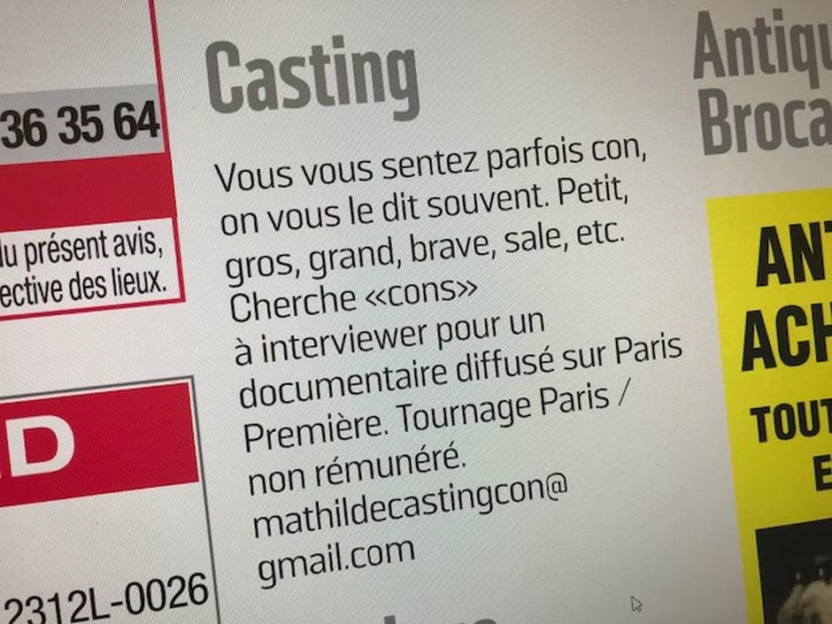 Paris Première recherche... des
