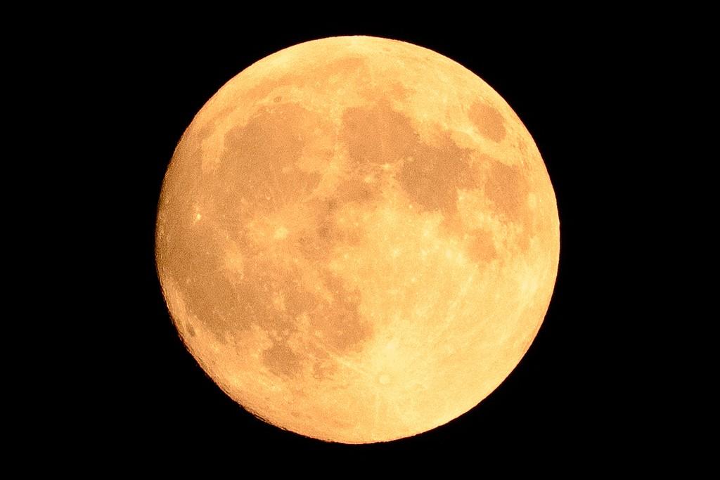 Une éclipse lunaire totale visible en Algérie vendredi prochain