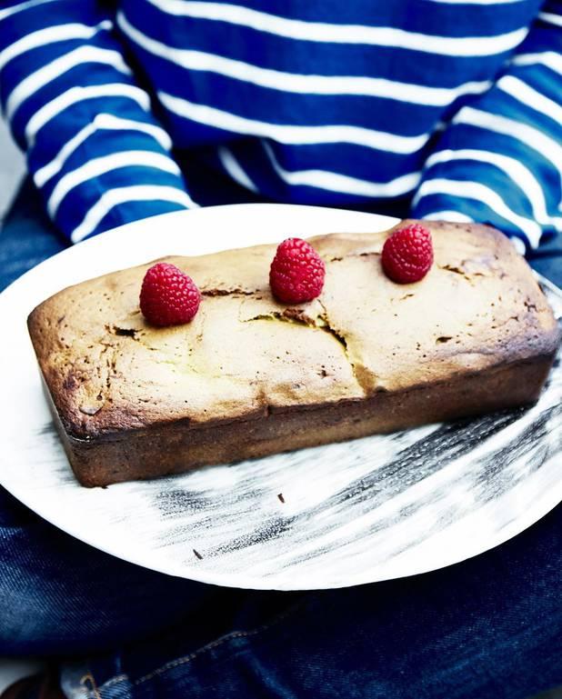 Cake Th Ef Bf Bd Matcha Chocolat Blanc