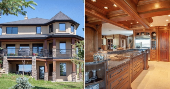 Au Canada, Cette Maison à 1,7 Million De Dollars Est En Vente Pour 25 $ !