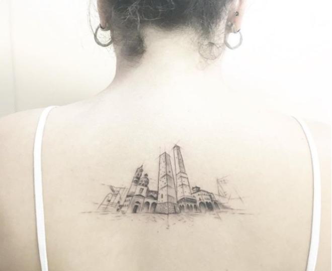 20 Tatouages De Voyage Inspires Et Inspirants