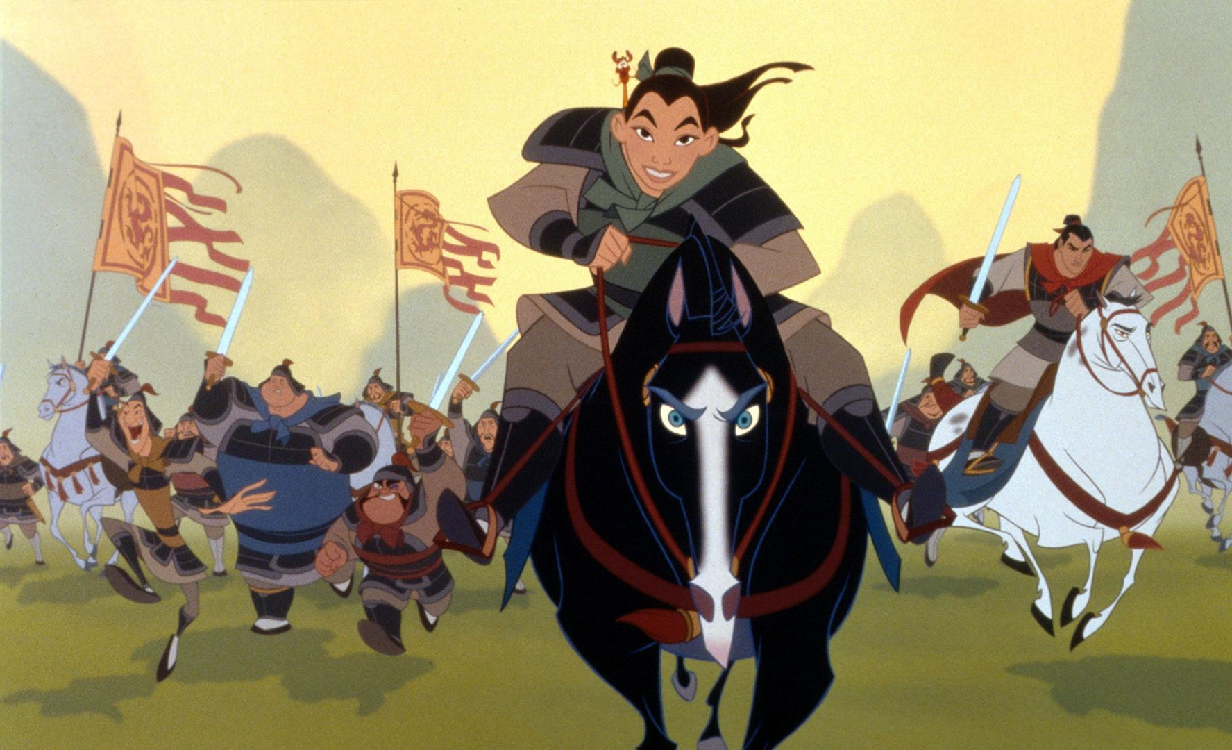 Première image de la nouvelle Mulan en prises de vue réelles dévoilée