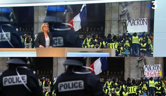 Polémique autour d'une photo retouchée à France 3
