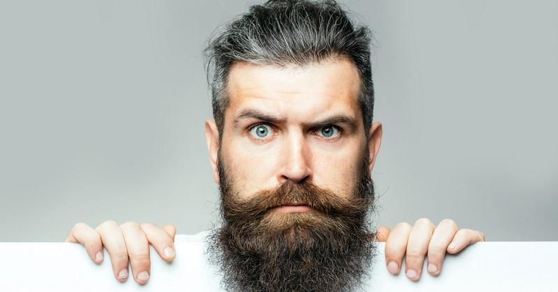 La barbe de votre homme contiendrait plus de bactéries… qu'un chien — Etude