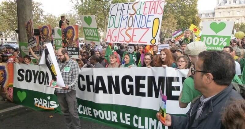140 organisations invitent à participer à une « Marche du siècle » dans toute la France en faveur du climat