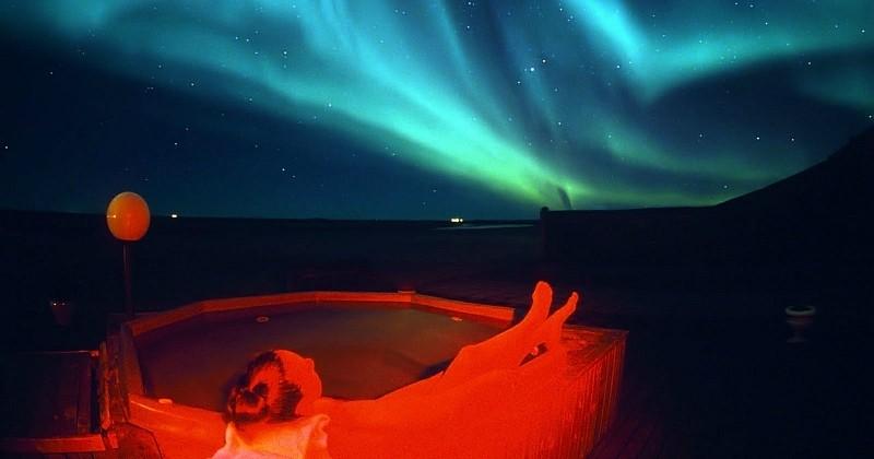 17 baignoires d'hôtels avec des vues imprenables à travers le monde
