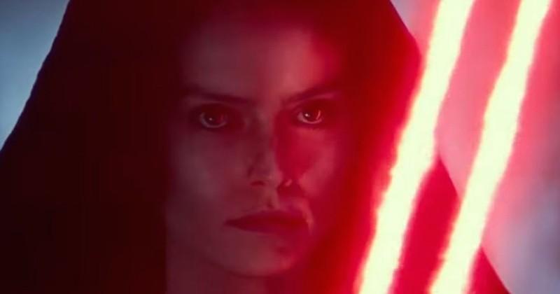 Disney dévoile une nouvelle bande-annonce obscure et inquiétante pour Star Wars 9