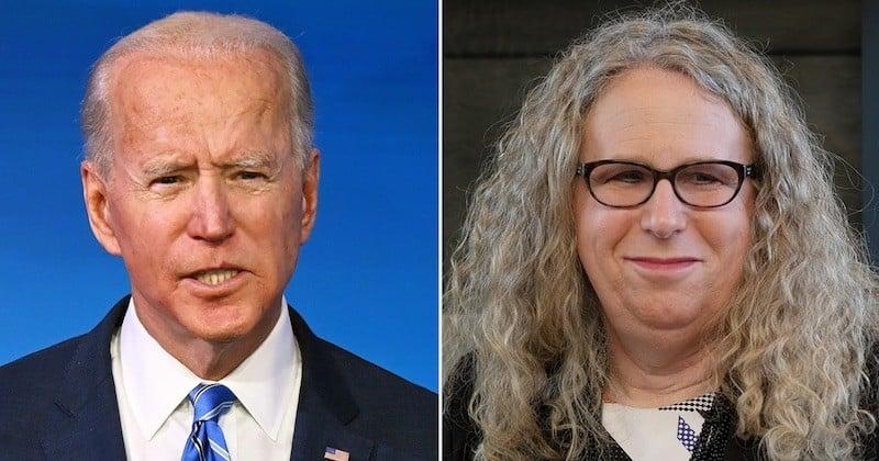 États-Unis : Joe Biden nomme une pédiatre transgenre ministre adjointe de la Santé, une première historique