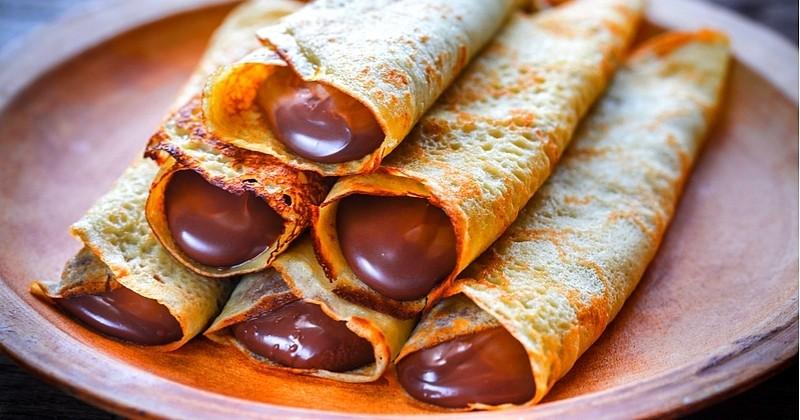 Wahou! Ces crêpes au chocolat vont vous rendre accro!